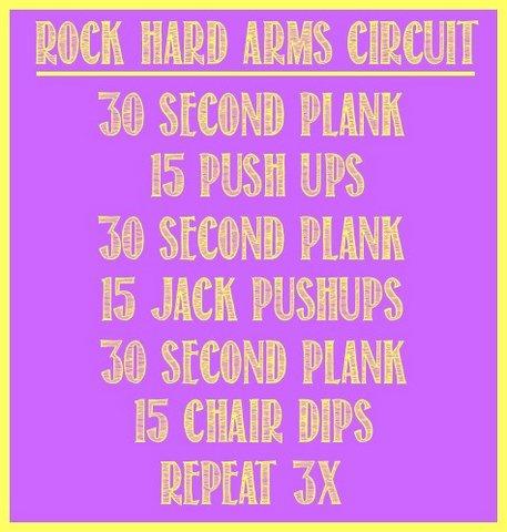 Arm Circuit