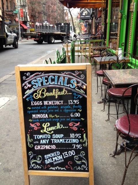 Cafe Reggios1