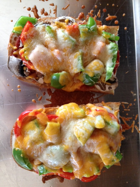 French Bread Pizza5