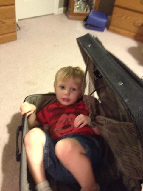Ryman Suitcase