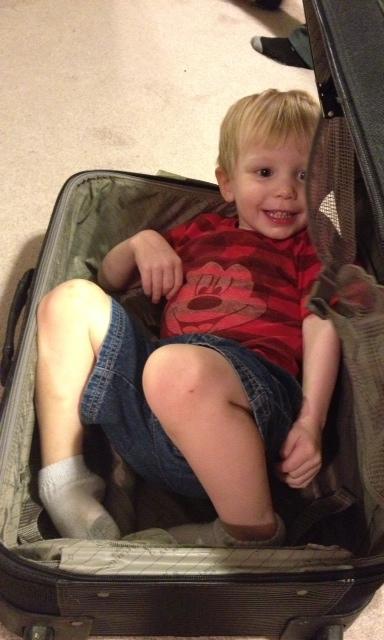 Ryman Suitcase1