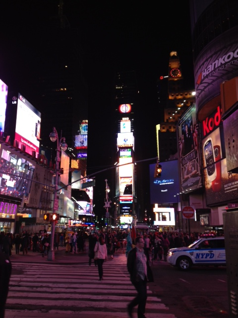 Times Square Night