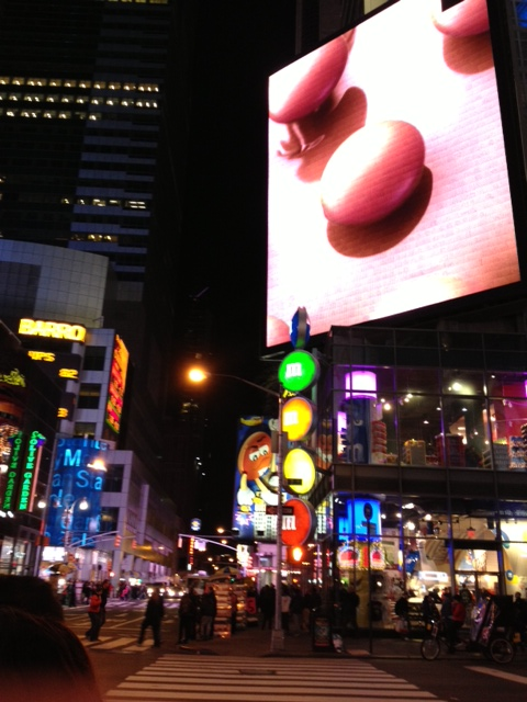 Times Square Night1