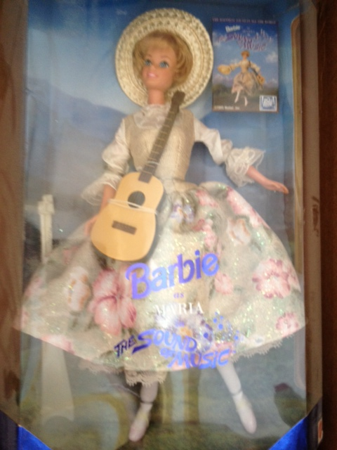 Sound of Music Barbie