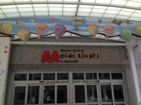 Vanderbilt Childrens Hospital